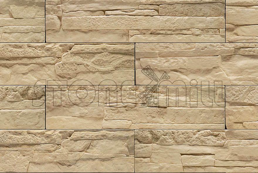 декоративный камень рифейский бежевый