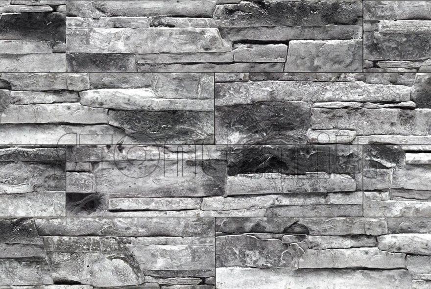 декоративный камень рифейский антрацит