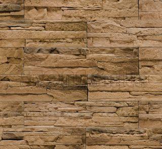 декоративный камень рифейский коричневый