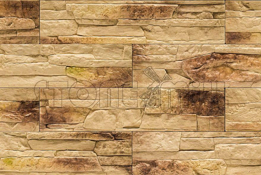 декоративный камень рифейский микс