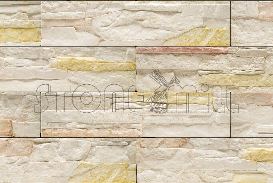 декоративный камень рифейский слоновая кость
