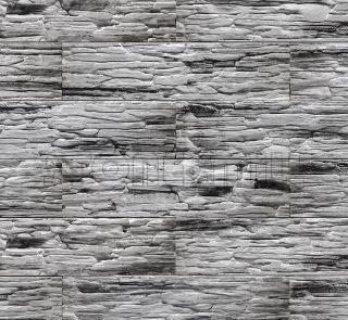 декоративный камень саянский антрацит
