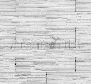 декоративный камень сланец Шунгит белый