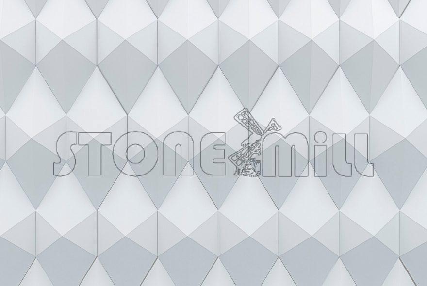 гипсовые 3d панели Бриллиант