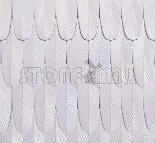 гипсовые 3d панели Жар-птица