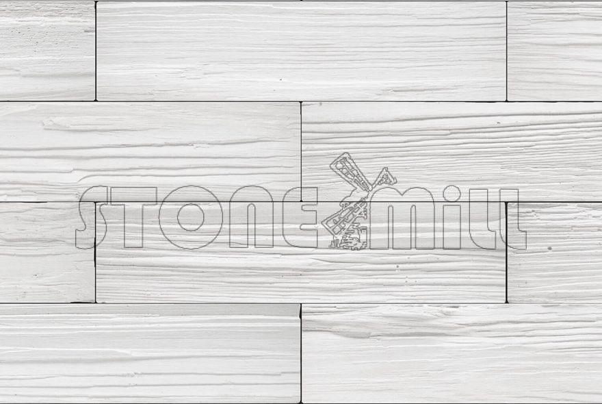 декоративный камень Сосна МАКСВУД белый