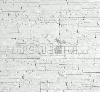 декоративный камень СТОУНВУД белый