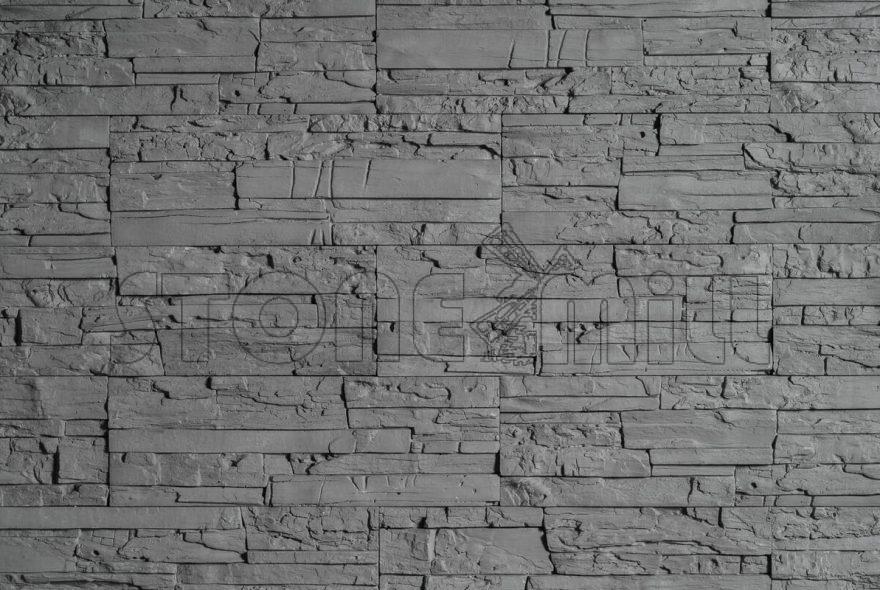 декоративный камень СТОУНВУД серый